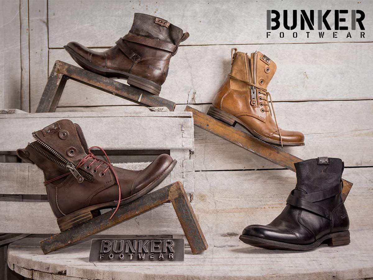 Bunker Footwear
