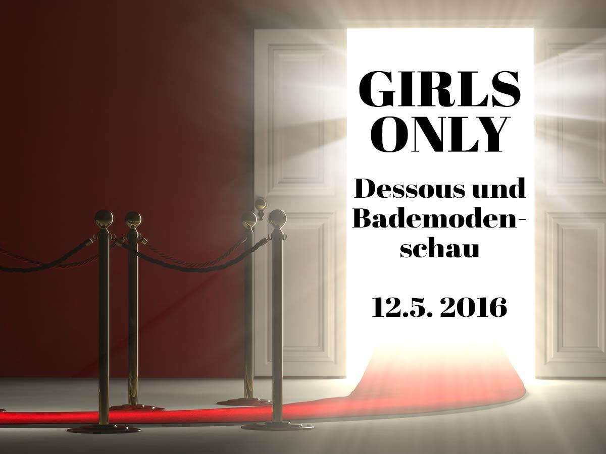 SPIESS Wäschehaus Eppingen - Dessous & Bademodenschau