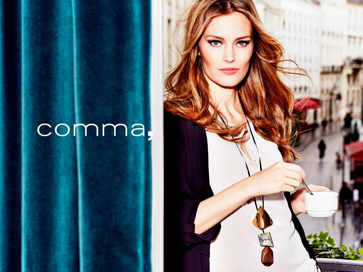 comma, Damenmode