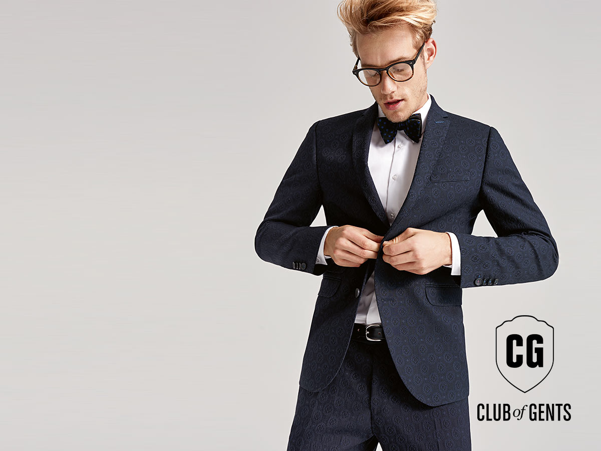 Club of Gents Herrenmode