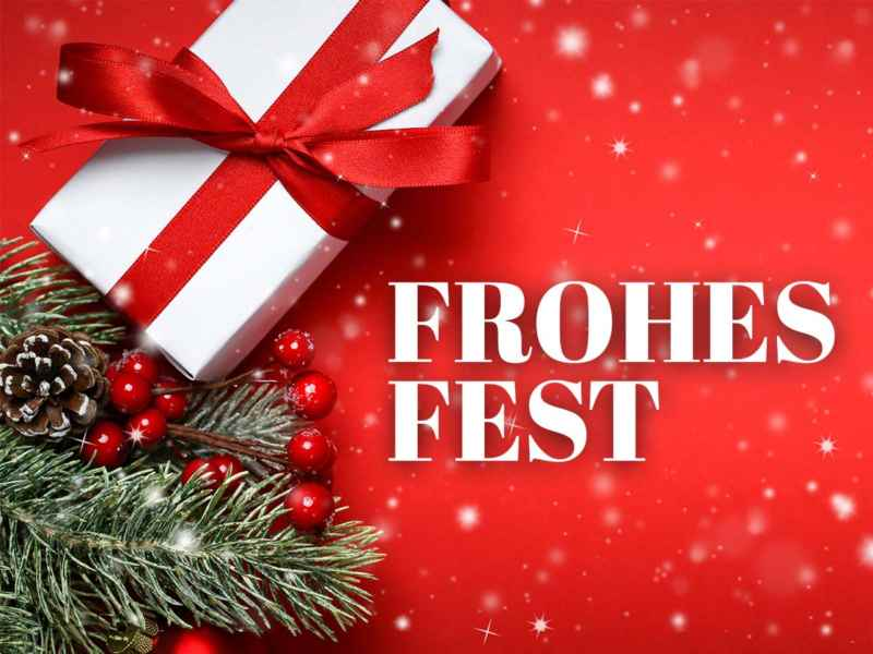 Frohe Fest