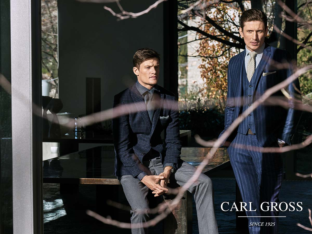 SPIESS Modehaus Eppingen - Carl Gross Herrenmode