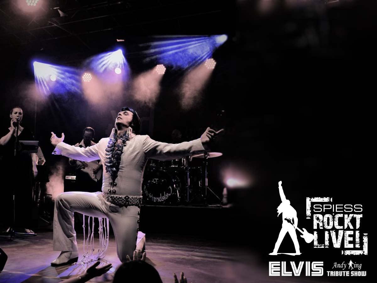SPIESS Modehaus Eppingen - Elvis Tribute Show