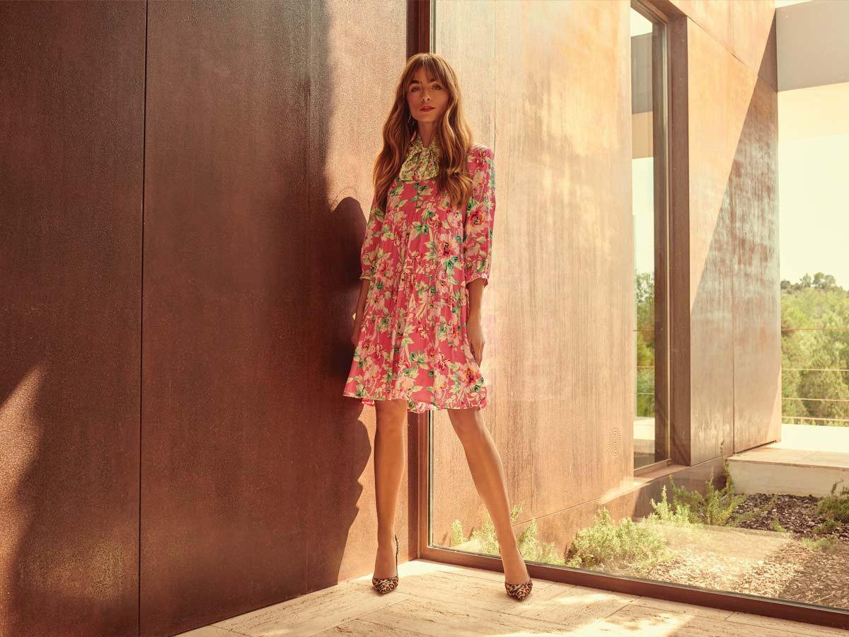 SPIESS Modehaus Eppingen - Rich & Royal Sommerkleid