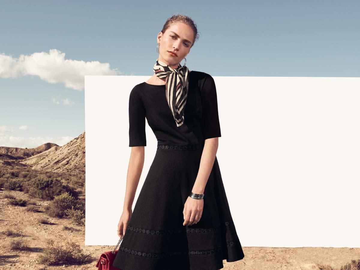 SPIESS Modehaus Eppingen - s.Oliver Black Label Kleid