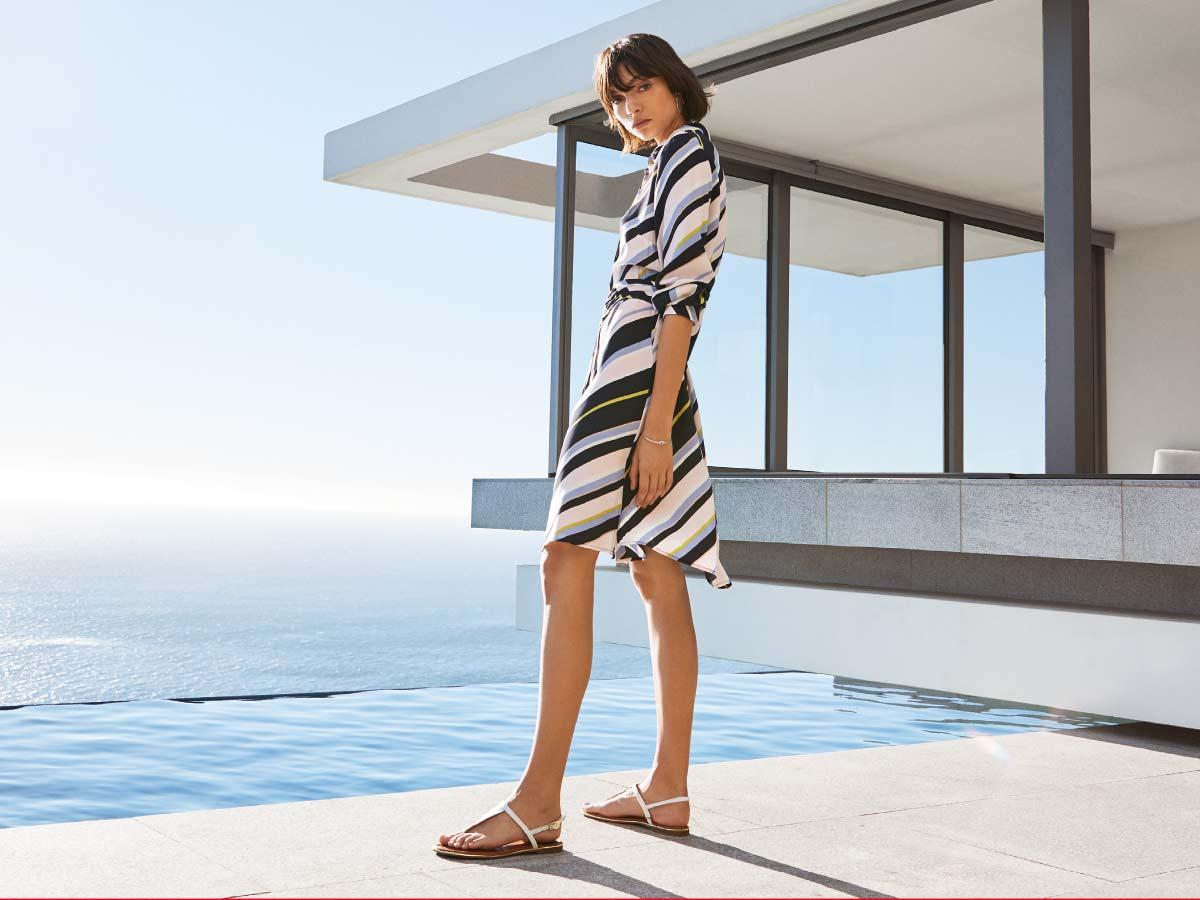 SPIESS Modehaus Eppingen - s.Oliver Black Label Sommer Kleid