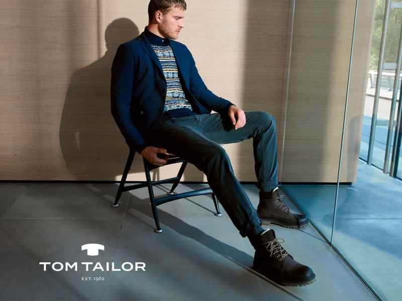SPIESS Modehaus Eppingen - Tom Tailor Herrenmode