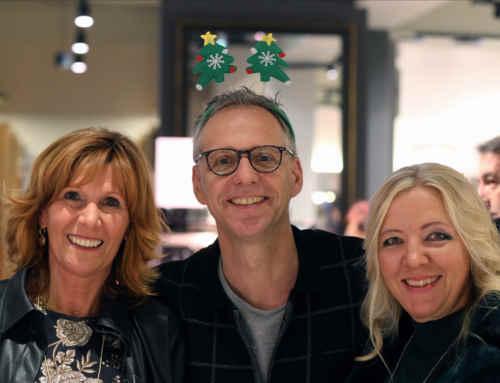 XXL Shopping in Eppingen mit Einschalten der Weihnachtsbeleuchtung
