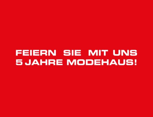 5 JAHRE SPIESS MODEHAUS