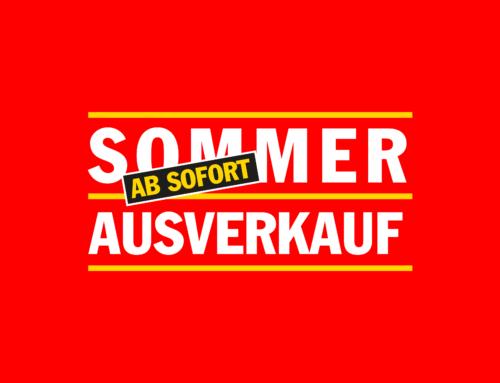 SOMMER AUSVERKAUF – 3 FÜR 2!